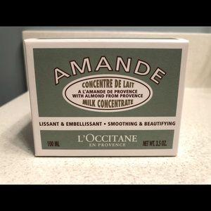 LOccitane body cream